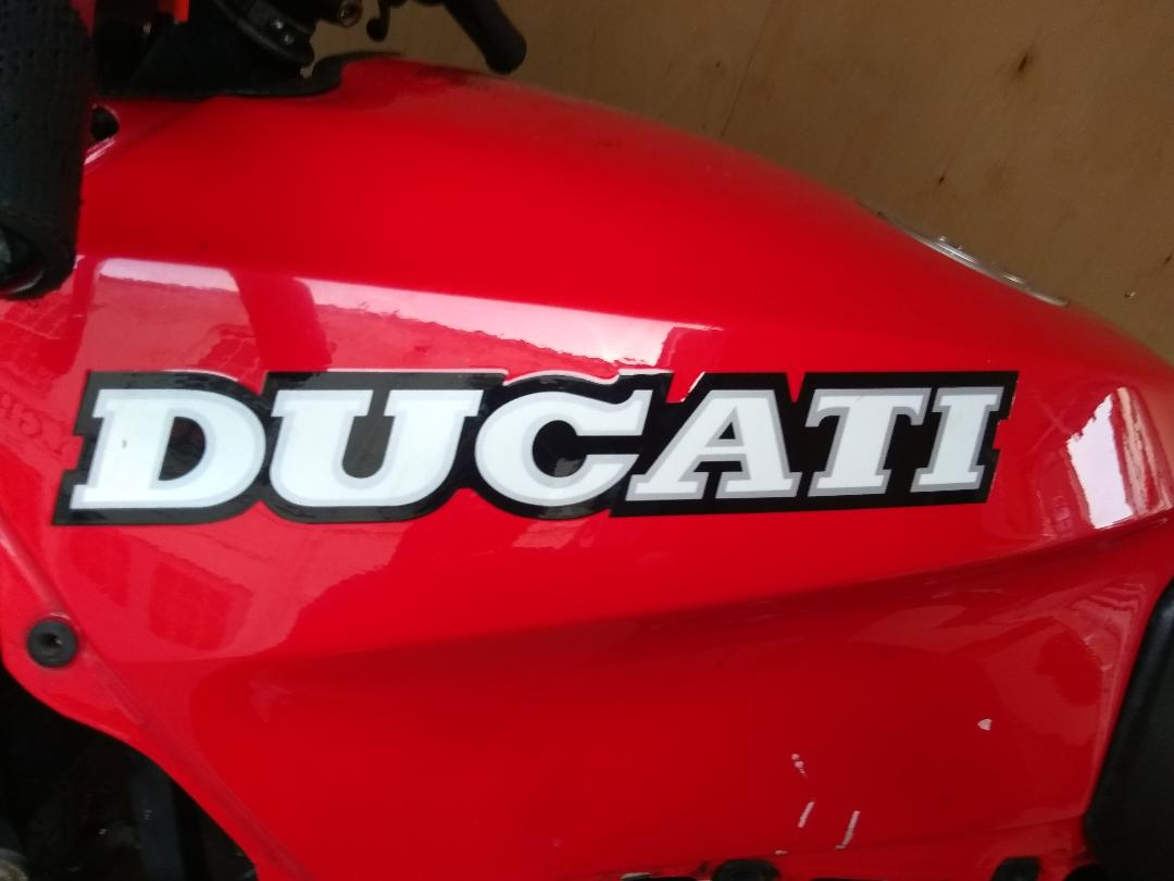 Ducati    LBT Motorcycle Recovery   London 020 7228 0800