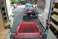 Loading ramp | LBT Motorcycle Recovery | London 020 7228 0800