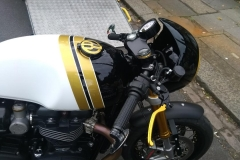 Norton  | LBT Motorcycle Recovery | London 020 7228 0800