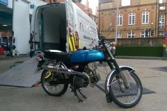 Honda-GS | LBT Motorcycle Recovery | London