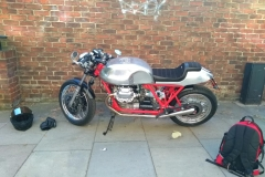 Cafe racer   LBT Motorcycle Recovery   London 020 7228 0800