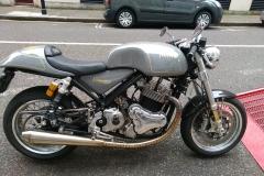 Norton Commando    LBT Motorcycle Recovery   London 020 7228 0800