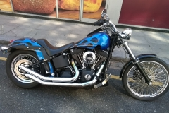 Harley Davidson | LBT Motorcycle Recovery | London 020 7228 0800