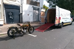 1922 Harley Davidson  | LBT Motorcycle Recovery | London 020 7228 0800