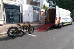 1922 Harley Davidson  | LBT Motorcycle Recovery | London 020 7228 0800