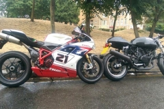 Multiple pick ups | LBT Motorcycle Recovery | London