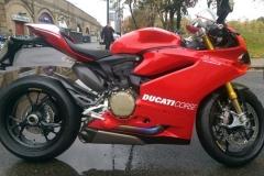 Ducati Panegali | LBT Motorcycle Recovery | London