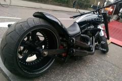 Custom bike | LBT Motorcycle Recovery | London
