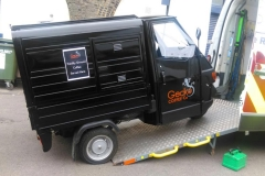 Tuk Tuk collection | LBT Motorcycle Recovery | London
